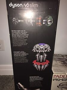 Dyson vacuum for sale brand new