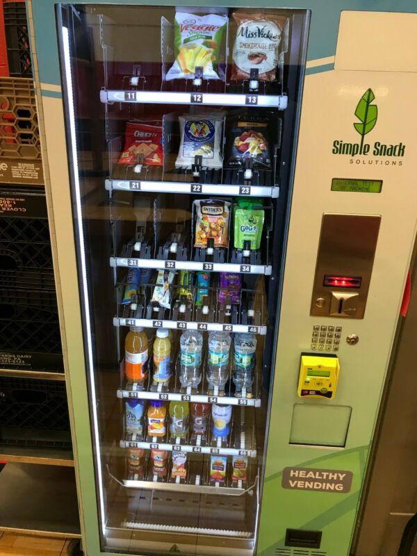 Jofemar Combo Vending Machine Combo Plus V5 2018