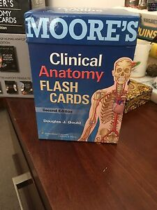 clinically oriented anatomy by moore | Gumtree Australia Free Local ...