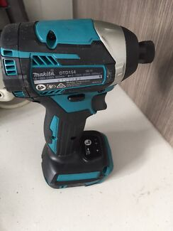 Makita impact driver-NEW-dtd154 - skin only