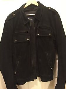 Triumph Ace Cafe Leather Motorcycle Jacket