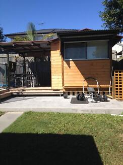OFFICE /  POOL CABANA / KIDS PLAYHOUSE WITH DECK Camp Hill Brisbane South East Preview