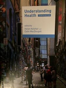 Understanding Health (4e) by Keleher & MacDougall Seaford Frankston Area Preview