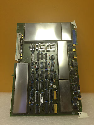Wiltron Anritsu 3700-d-38504 Rev C Reference If Channel Board Assembly