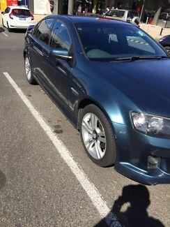 Holden commodore SV6 Clayton Monash Area Preview