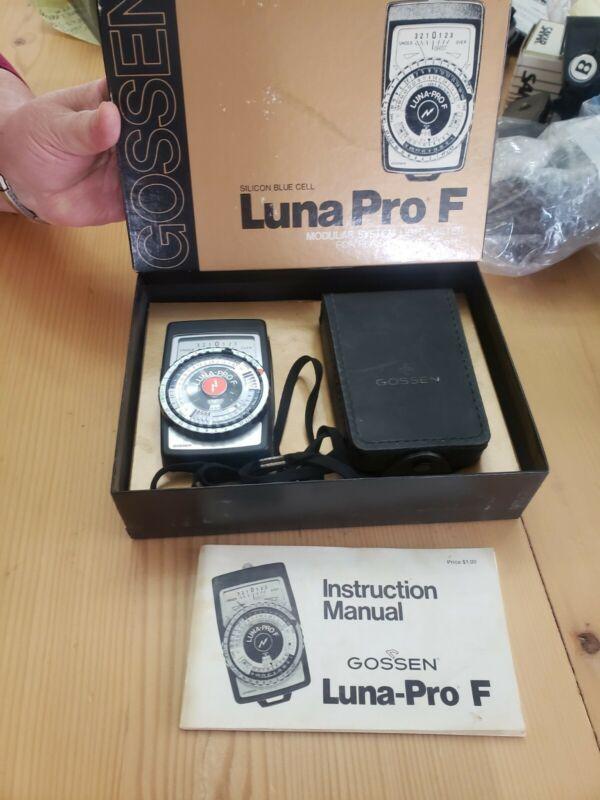 Luna Pro F modular system for flash