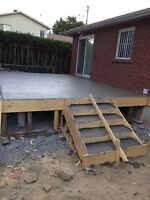 Carpentry, rénovations, construction