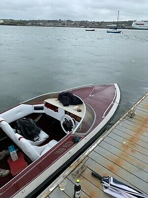 Picton 159gts speedboat Suzuki 85hp outboard