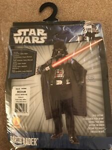 Kids Star Wars Darth Vader Halloween Costume