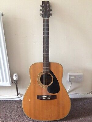 Yamaha FG-160 Acoustic Steel String Guitar