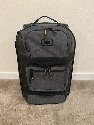 "Ogio Layover Rollerbag 22""x14""x10"" "" Carry-Ons (Graphite)"