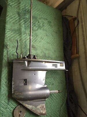 Yamaha 4 Stroke Outboard 40hp 50hp Lower Unit 2001 for sale  Mooringsport
