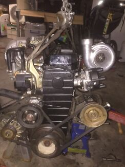 Swaps only 1990 turbo efi NISSAN patrol Project Craigieburn Hume Area Preview