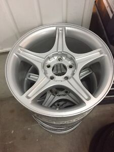 4 mag  Ford Mustang  5 x 114.3