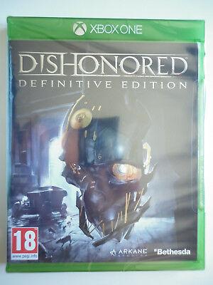 Dishonored Definitive Edition Jeu Vidéo XBOX ONE