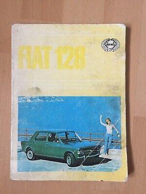 Haynes Manual Fiat 128 All Models 1970 On