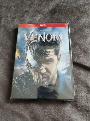 Venom (DVD, 2018) Tom Hardy