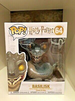 Funko POP! Harry Potter: Basilisco Exclusivo