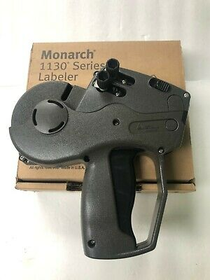 New Monarch 1136 Price Gun 1136-02 Free Shipping Authorized Dealer