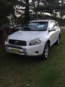 Toyota Rav 4WD, 2008 Faulconbridge Blue Mountains Preview