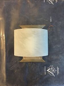 2 wall light sconce