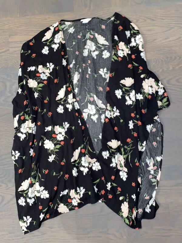 Ingrid and Isabel Womens Floral Kimono Maternity