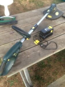 Cordless Weed Trimmer