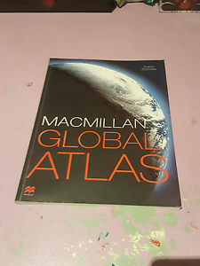 Macmillan third edition global atlas Meadow Heights Hume Area Preview
