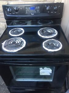 Stove whirlpool for sale $130 delivery available