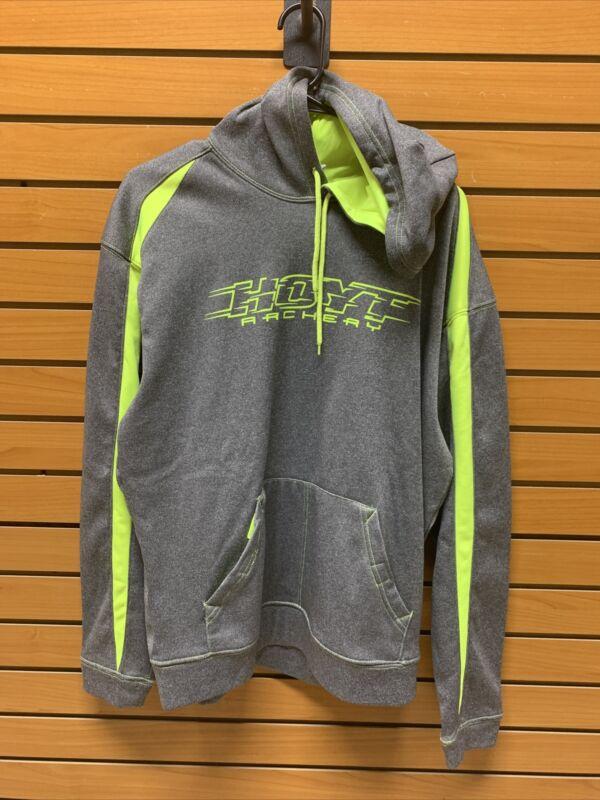 Hoyt Archery Hooded Sweatshirt - Large - Lot JKK95