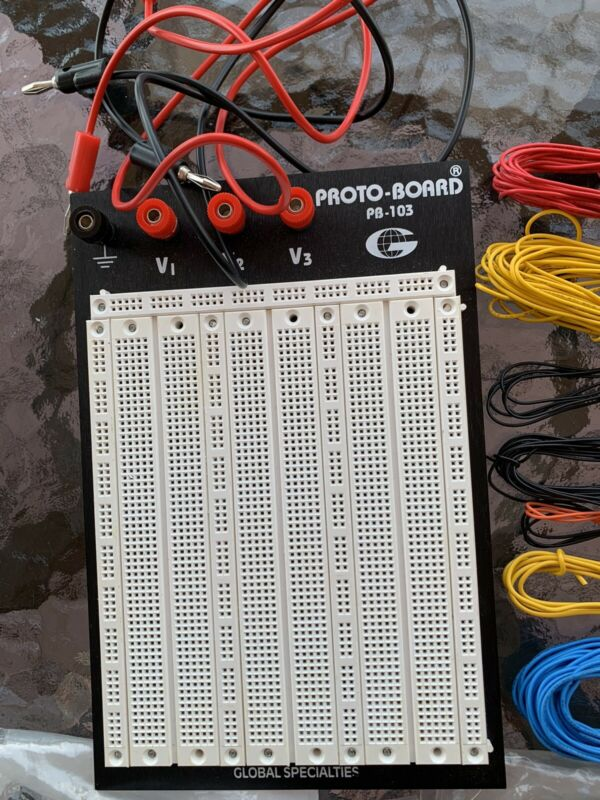 Global Specialties Proto-Board PB-103 Breadboard and many more