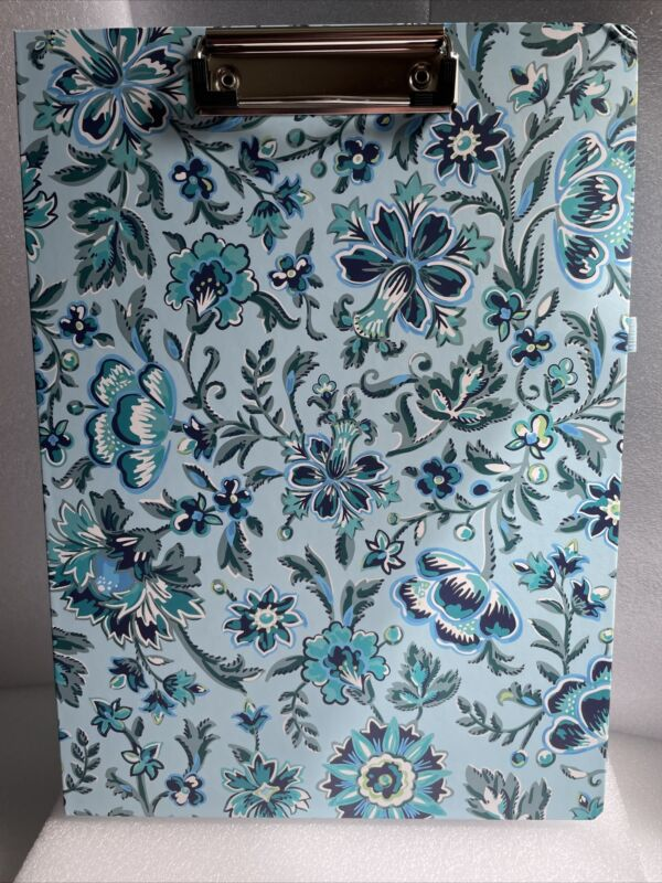 Vera Bradley Clipboard Folio CLOUD VINE