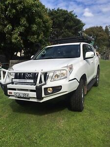 2009 Toyota LandCruiser Prado GXL 150 Series Grafton Clarence Valley Preview