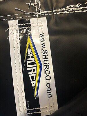 Shur-co Shur-lok 22oz Heavy Duty Replacement Tarp. 43x129fits 102wide New