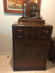 BEAUTIFUL VINTAGE BUREAU