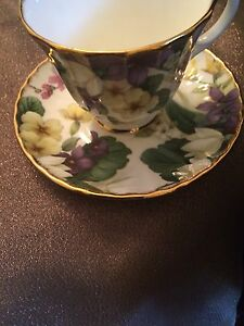 Duchess tea cup and saucer