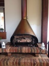 Copper fireplace North Wahroonga Ku-ring-gai Area Preview