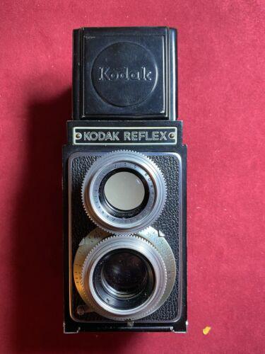Kodak Reflex Camera Twin  Vintage Medium Format