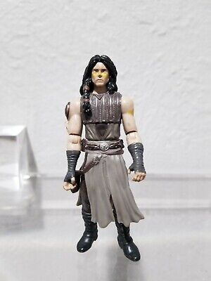 Hasbro Star Wars Quinlan Vos 3.75 Action Figure 30th Anniversary Comic Pack 2007
