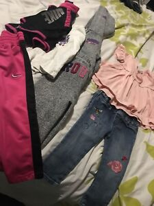 Roots GAP and Nike outfits