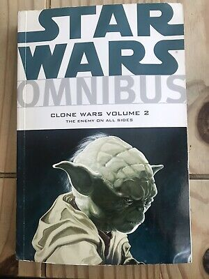 Star Wars Omnibus: The Enemy on All Sides Vol. 2 by John Ostrander, Jeremy...