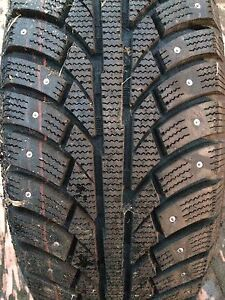 205/55R16 West lake studded