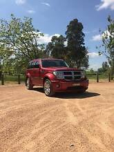 2008 Dodge Nitro Wagon Fyshwick South Canberra Preview