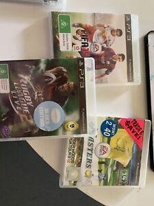 PlayStation 3 games (8 games )