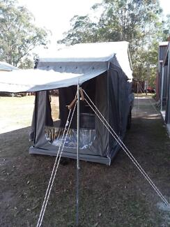 Camper trailer Flair off road Kempsey Kempsey Area Preview
