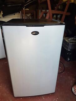 Mistral 90 litre upright freezer