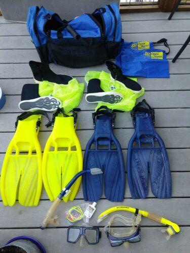 Lot of Scuba / Snorkeling Gear