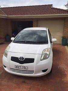 2007 Toyota Yaris Hatchback Morpeth Maitland Area Preview