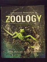 Integrated Principles of Zoology (16th edition) Raceview Ipswich City Preview