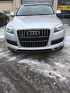2013 Q7 TDI 5 Passenger Loaded